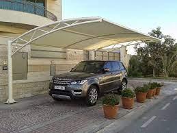 Car Parking Shades Suppliers in Abu Dhabi & Abu Dhabi